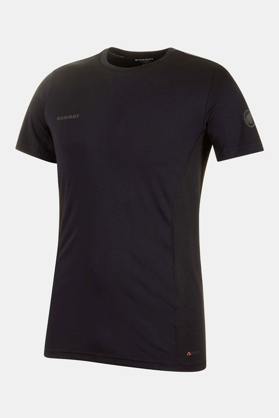 Mammut Mens Sertig T-Shirt Black