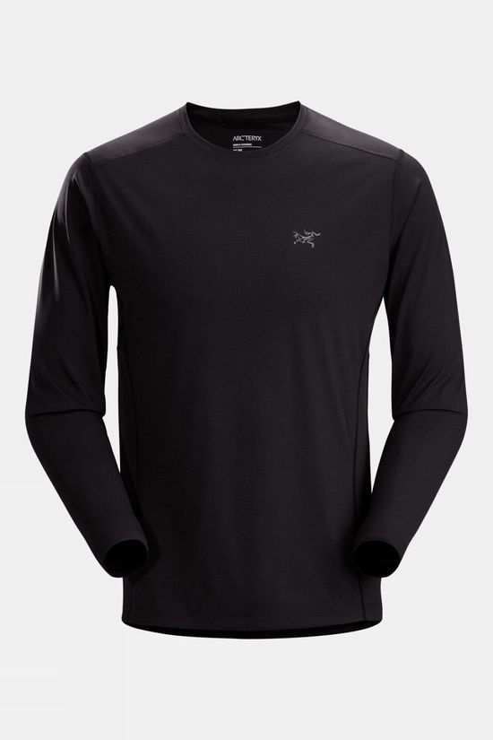 Arc'teryx Mens Motus L/S Tee Black