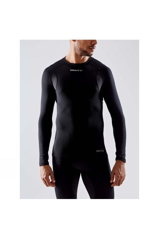 Craft Active Extreme X Crew Neck Long Sleeve Baselayer Black