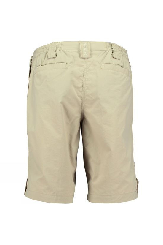 Ayacucho Womens Naryn Roll-Up Shorts Sand