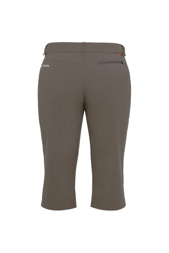 Vaude Womens Farley Stretch Capri II Coconut