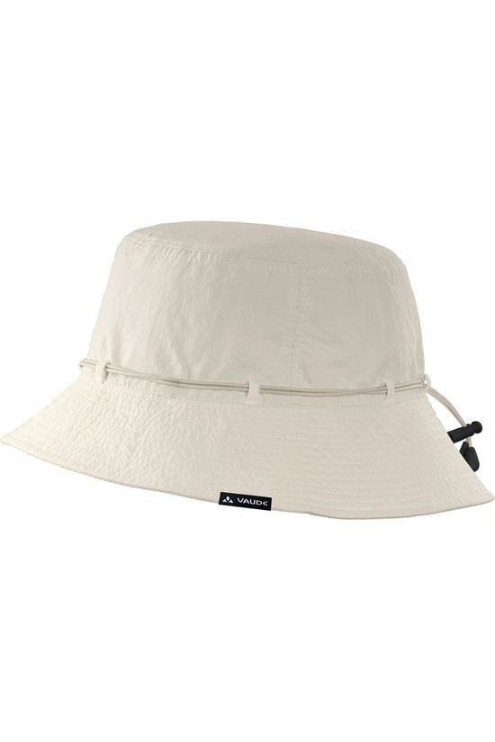 Vaude Womens Teek Hat Off White