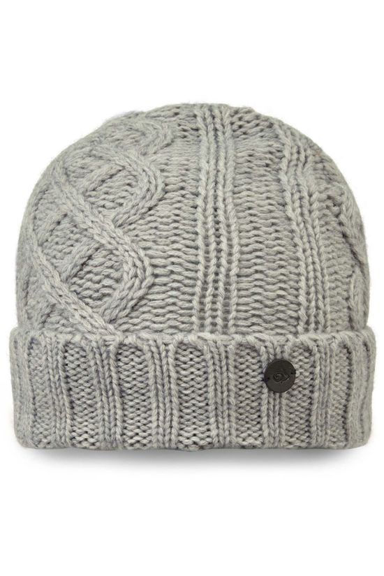 Craghoppers Mens Dolan Knit Hat Soft Grey Marl