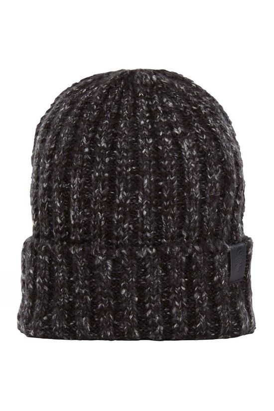 The North Face Mens Chunky Rib Beanie TNF Black