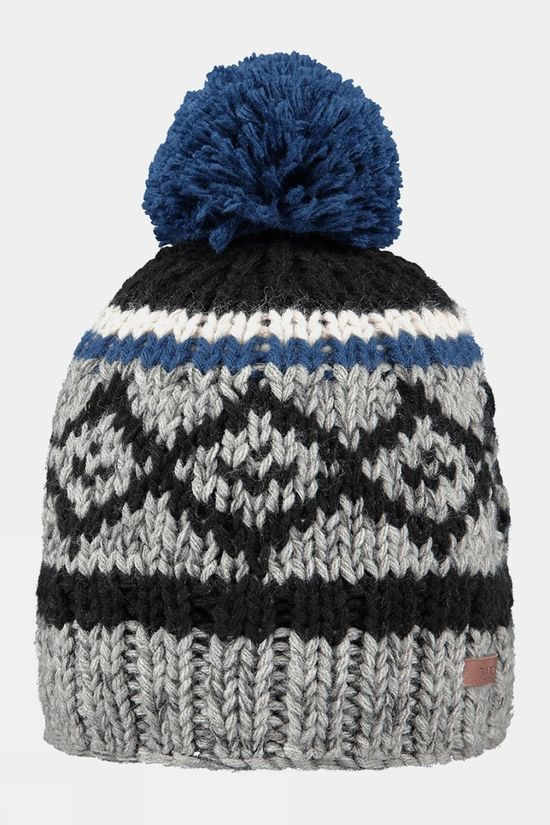 Barts Issak Beanie Heather Grey