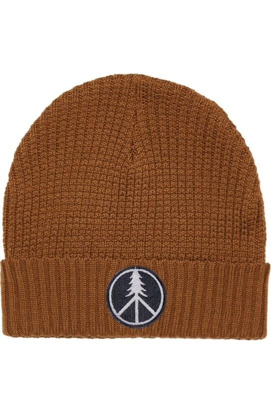 Tentree Patch Beanie Rubber