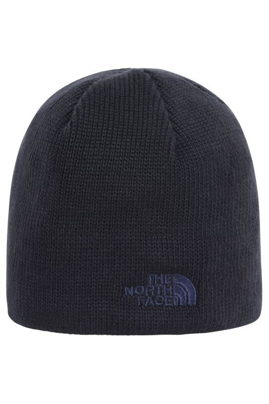 The North Face Bones Recycled Beanie Aviator Navy