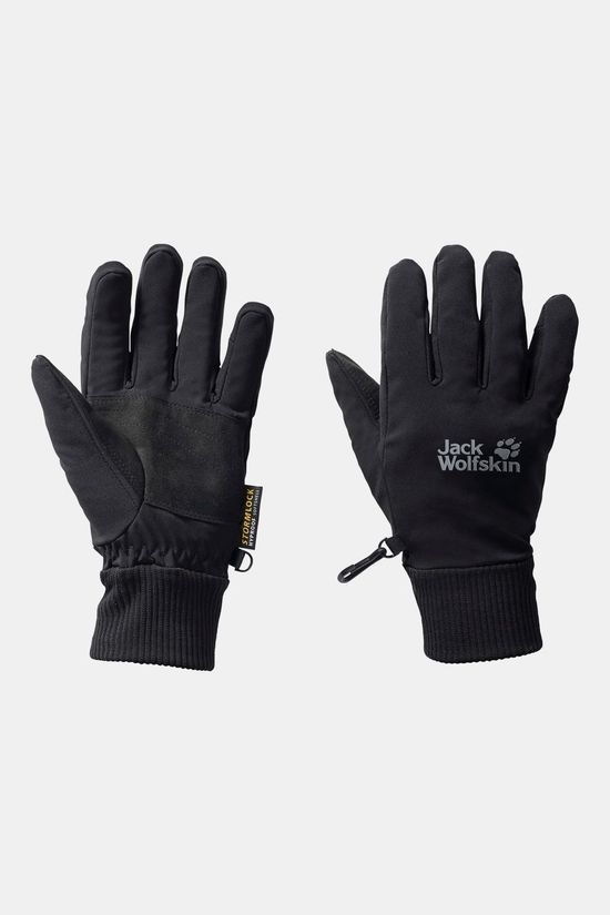 Jack Wolfskin Supersonic XT Glove Black