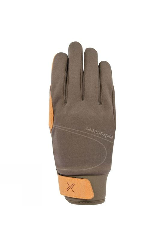 Extremities Mens Falcon Glove Brown