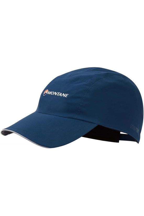 Montane Mens Fleet Hat Narwhal Blue