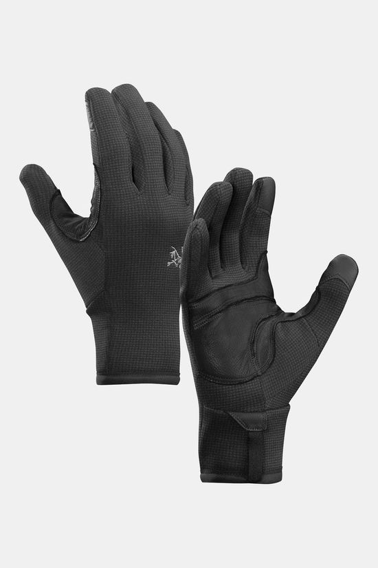 Arc'teryx Mens Rivet Glove Black