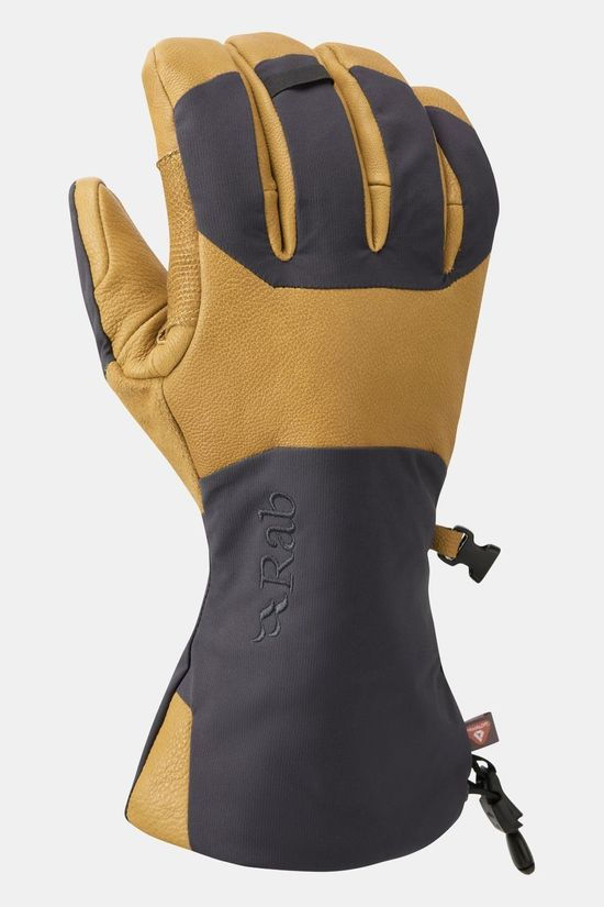Rab Mens Guide 2 GTX Glove Steel