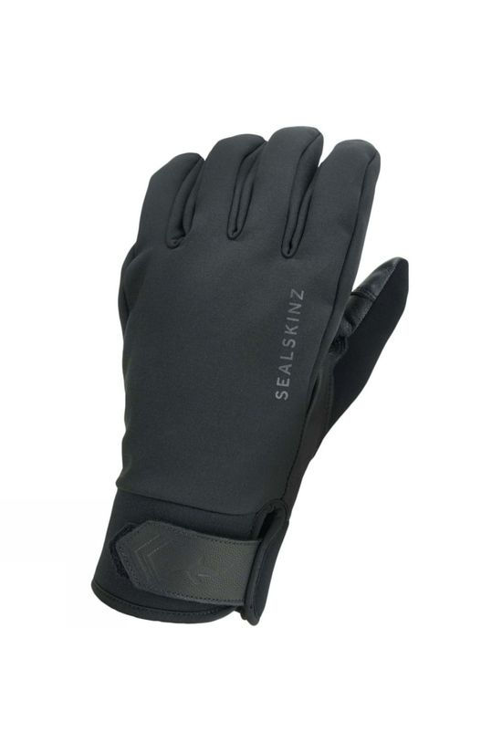 SealSkinz Mens Waterproof All Weather Insulated Glove Black
