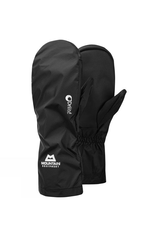 Mountain Equipment Mens Drilight Overmitt Black