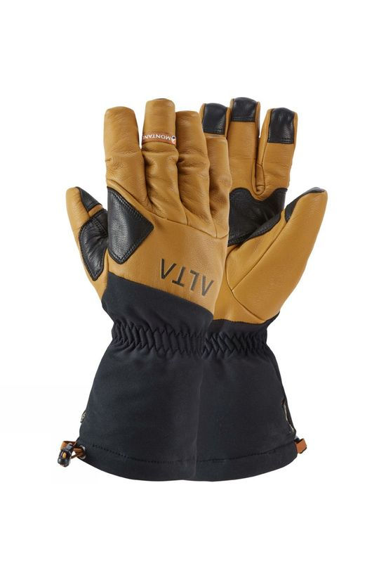 Montane Alpine Mission Gloves Black