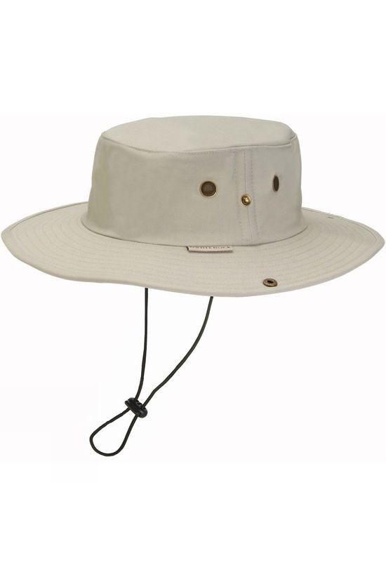 White Rock Mens Outback Classic Hat Grey