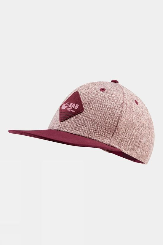 Rab Mens Flatiron Badge Cap Heather