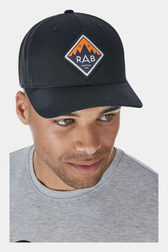 Rab Mens Freight Hat Black Fuel