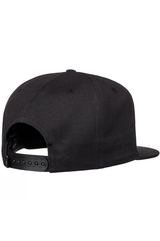 Quiksilver The Times Snapback Hat Black