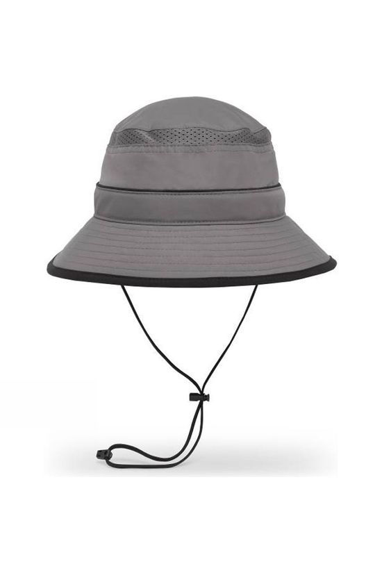 Sunday Afternoons  Solar Bucket Hat Charcoal