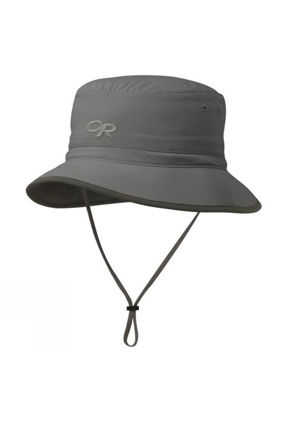 Outdoor Research Sun Bucket Hat Pewter