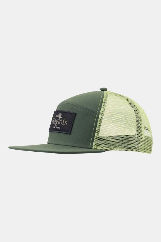 Haglofs Trucker Hat Fjell green