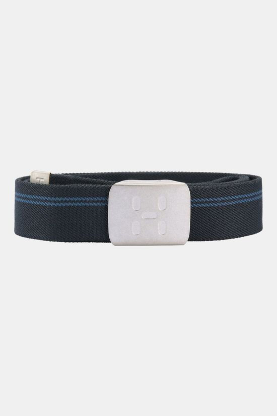 Haglofs Mens Stretch Webbing Belt Tarn Blue