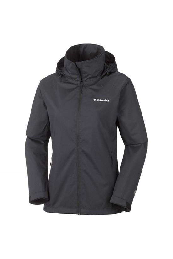 Columbia Womens Tapanga Trail Jacket Black