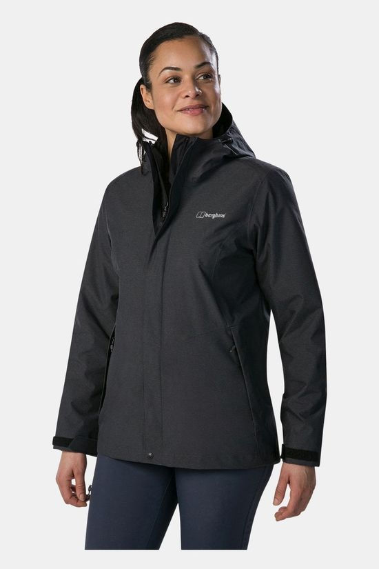 Berghaus Womens Elara Jacket Black/Carbon
