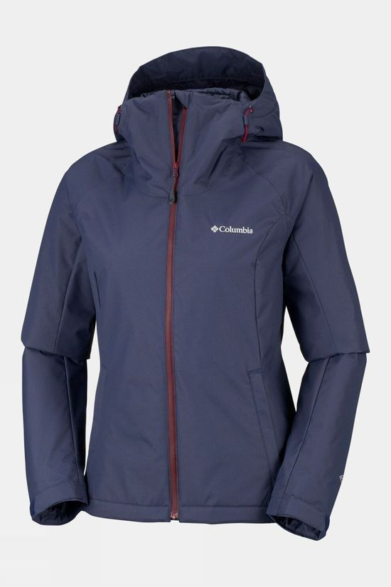 Columbia Womens Mossy Path Jacket Nocturnal