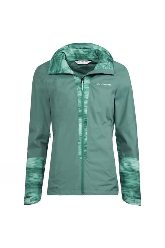 Vaude Women's Kofel LW Jacket II Nickel Green
