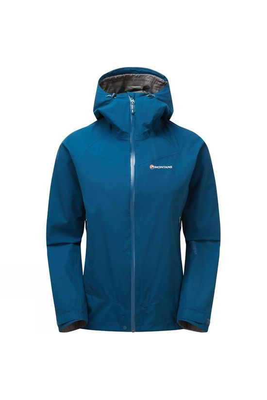 Montane Womens Pac Plus Jacket Narwhal Blue