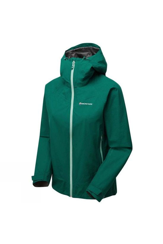 Montane Womens Pac Plus Jacket Wakame Green