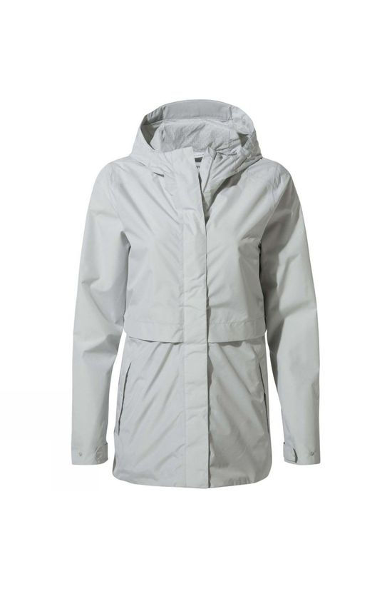 Craghoppers Womens Minori Jacket Dove Grey
