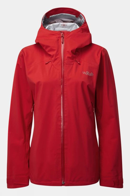 Rab Womens Arc Jacket 2019 Ruby
