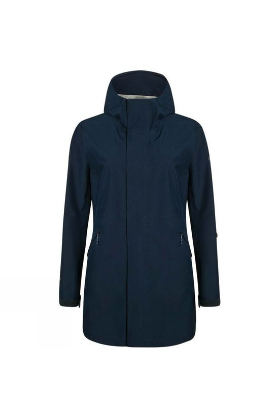 Berghaus Womens Limosa Long Shell Jacket Dusk