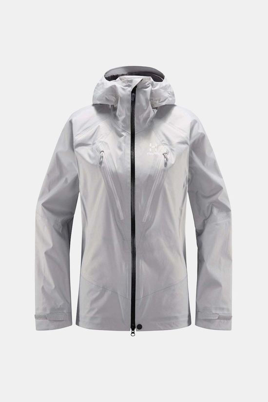 Haglofs Womens Roc Rapid Jacket Concrete