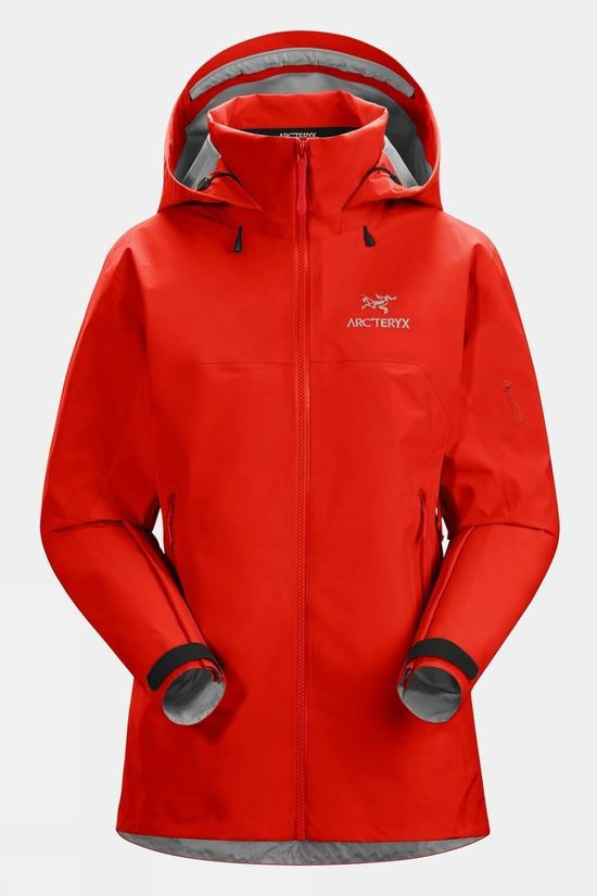 Arc'teryx Womens Beta AR Jacket Dynasty