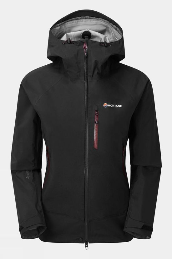 Montane Womens Alpine Spirit Jacket Black