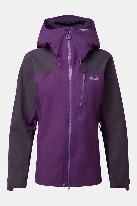Rab Womens Ladakh GTX Jacket Fig/Blackcurrant