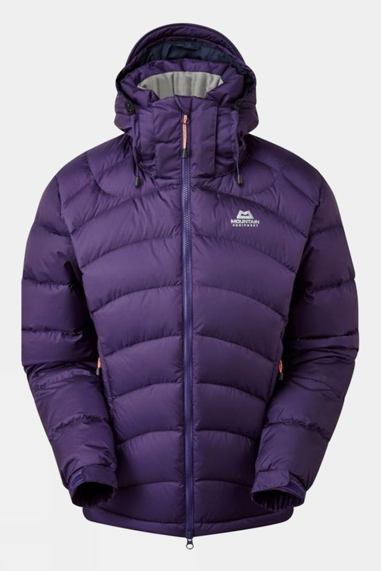 Mountain Equipment Womens Lightline Jacket Tyrian Purple