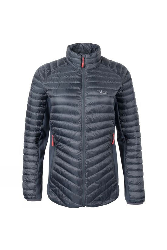 Rab Womens Cirrus Flex Jacket Steel