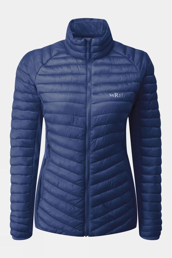 Rab Womens Cirrus Flex Jacket Blueprint