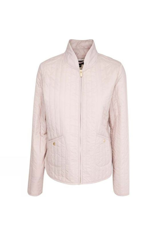 Ilse Jacobsen Womens Quilt03 Light Quilt Jacket Adobe Rose