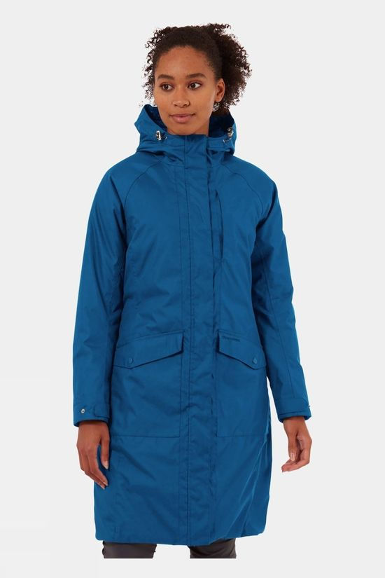 Craghoppers Womens Mhairi Jacket Poseidon Blue