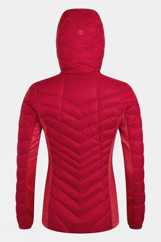 Berghaus Womens Tephra Stretch Reflect Jacket Lollipop