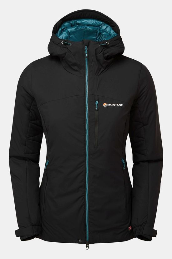 Montane Womens Fluxmatic Jacket Black