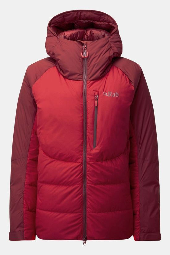 Rab Womens Infinity Jacket Crimson/Ruby