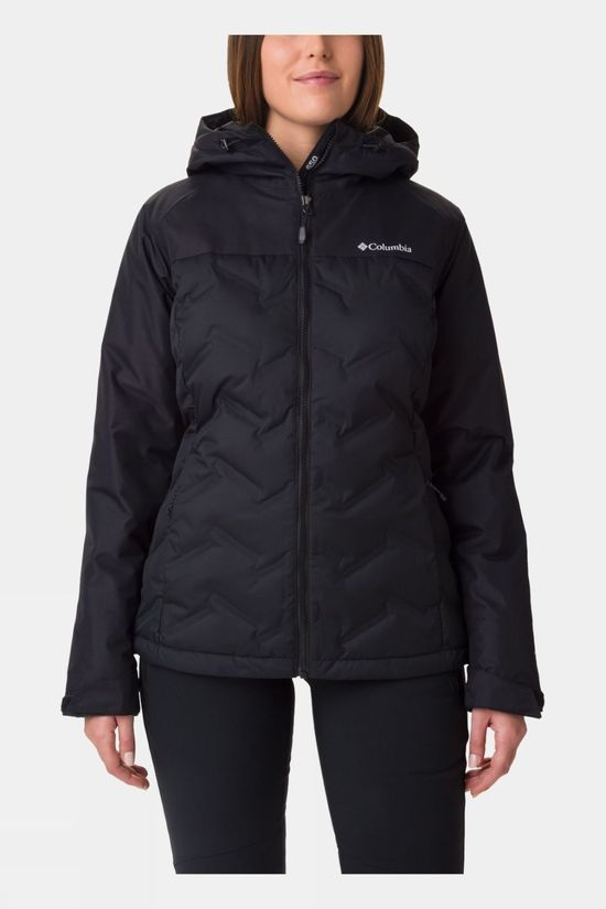 Columbia Womens Grand Trek Down Jacket Black