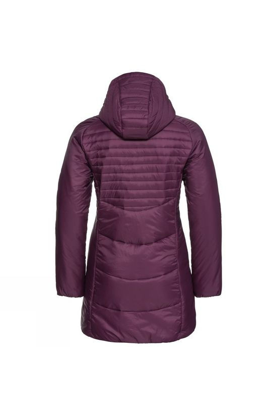 Odlo Womens Cocoon S Parka Pickled Beet
